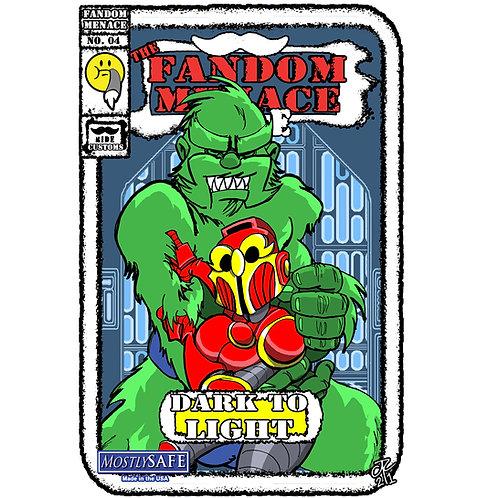 The Fandom Menace #4: Comic Book Science-Fiction/Humor