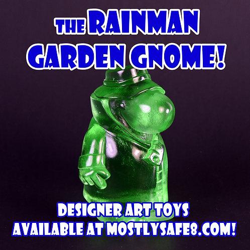 Garden Gnome  - MostlySAFE RainMan Mascot Designer Art Toy