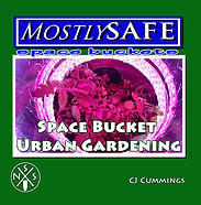 Spacebucket garden vegetables tomatoes