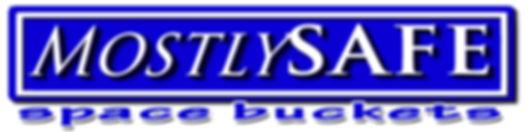 Space Bucket Store Logo