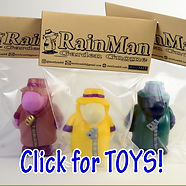 RainMan Garden Gnomes