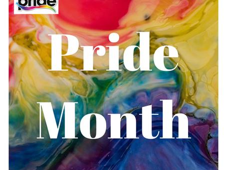 Pride Month!