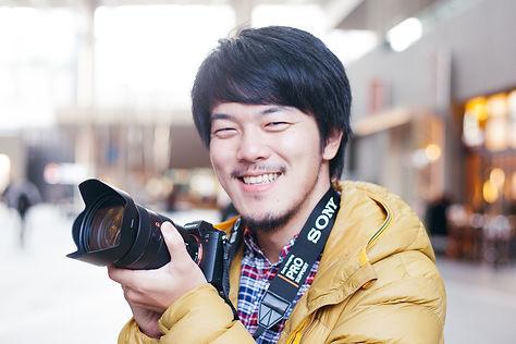 横田裕市プロフィール写真