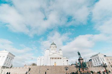 フィンランドの秋