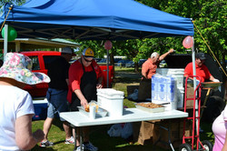BBQ Hut Catering Event