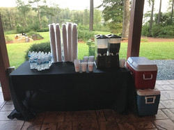 Cape Fear Winery Catereing