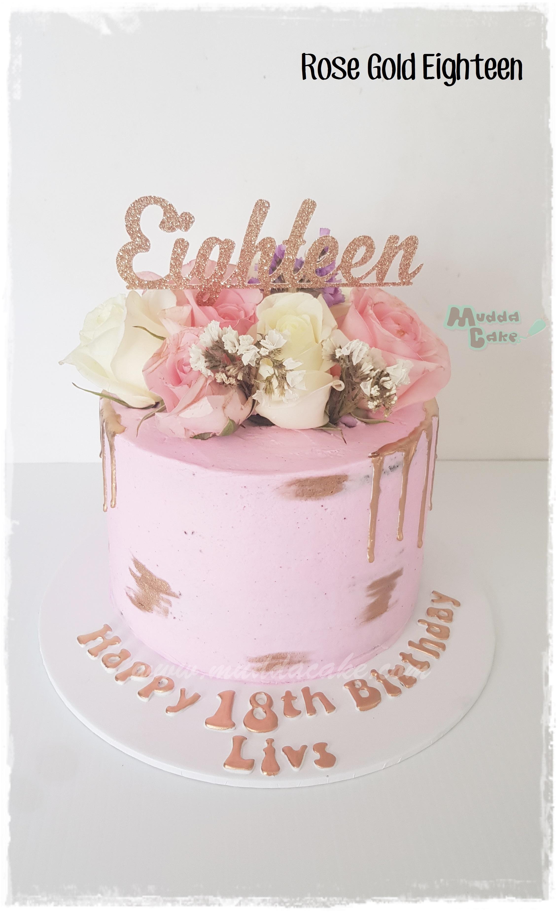 Birthday Cakes - Buff Point, Central Coast - Mudda Cake