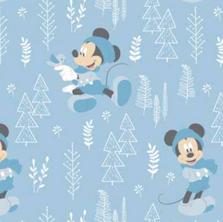 Winter Mickey