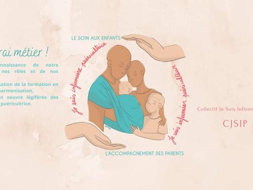 """Infirmière Puéricultrice un métier """"Passion"""""""