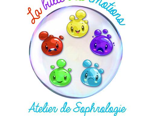 LES ATELIERS DE « LA BULLE DES EMOTIONS » ENFANTS de 5 à 11 ans à la rentrée