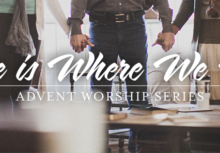 Worship Notes for 12/9