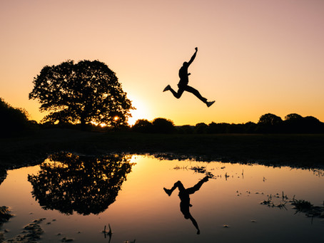 The Leap into Possibility - Habit 6: Synergize!