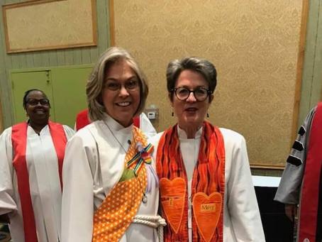 Rev. Elizabeth Bowes - Guest Preacher for July 22