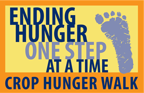 Forget to donate to the Crop Walk this year? There is still time to give!