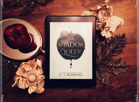 The Shadow Queen, by C.J. Redwine: Review
