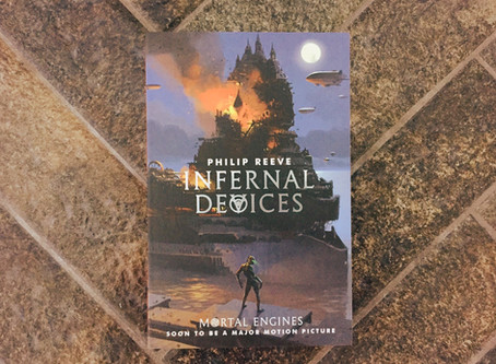 Infernal Devices, by Philip Reeve: Review