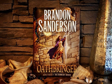 Oathbringer, by Brandon Sanderson: Review