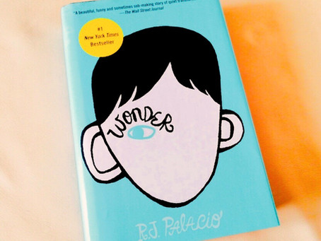 Wonder, by R.J. Palacio: Review