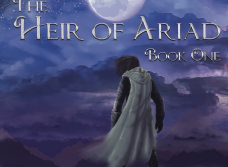 The Heir of Ariad: Book One- First Peek!