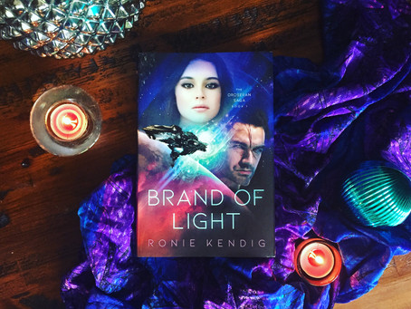 Brand of Light, by Ronie Kendig: Review