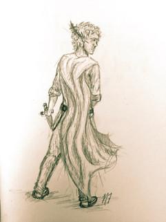 Character Sketch: Rydel of Robinsdwel
