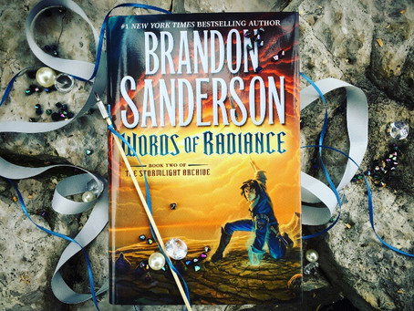 Words of Radiance, by Brandon Sanderson: Review