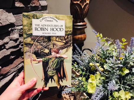 The Adventures of Robin Hood, by Howard Pyle: Review