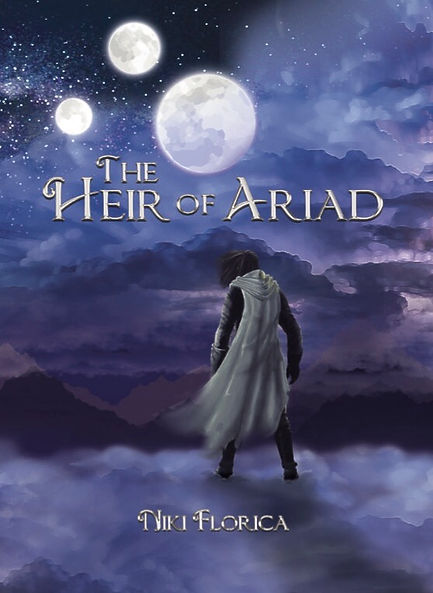 The Heir of Ariad Cover Image