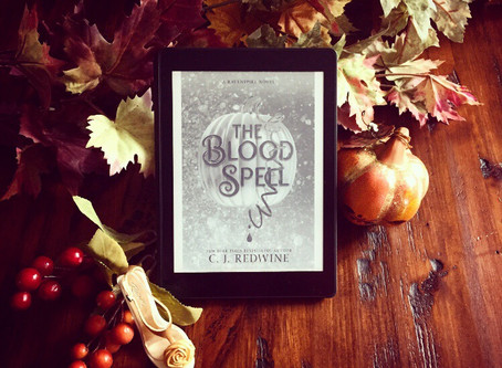The Blood Spell, by C.J. Redwine: Review