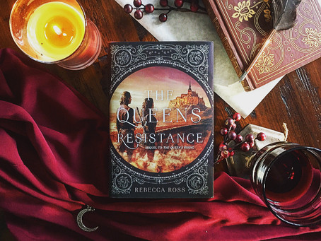 The Queen's Resistance, by Rebecca Ross: Review