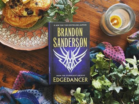 Edgedancer, by Brandon Sanderson: Review