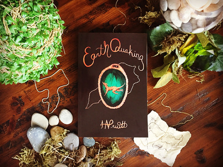 Earth Quaking, by H.A. Pruitt: Review