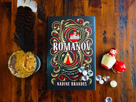 Romanov, by Nadine Brandes: Review