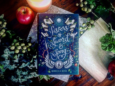 Sisters of Sword and Song, by Rebecca Ross: Review