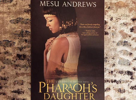The Pharaoh's Daughter, by Mesu Andrews: Review