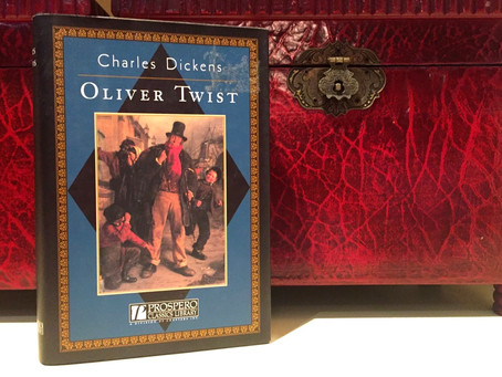 Oliver Twist, by Charles Dickens: Review