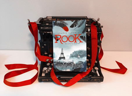 Rook, by Sharon Cameron: Review