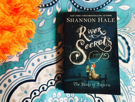 River Secrets, by Shannon Hale: Review