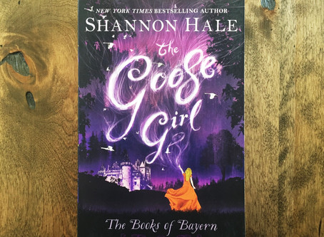 The Goose Girl, by Shannon Hale: Review