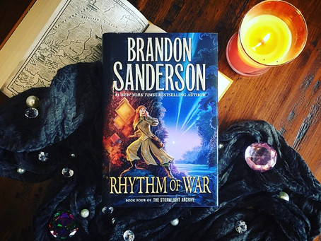 Rhythm of War, by Brandon Sanderson: Review