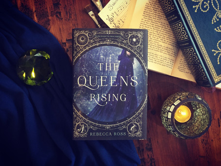 The Queen's Rising, by Rebecca Ross: Review