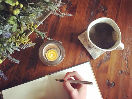Writer Diaries, #1