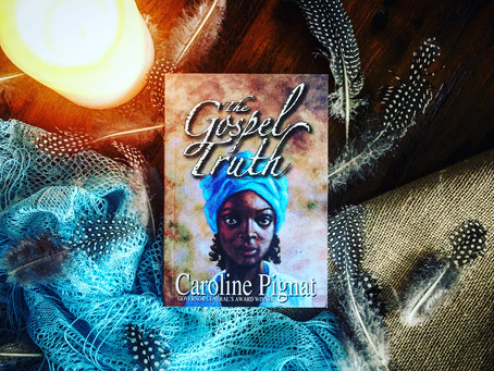 The Gospel Truth, by Caroline Pignat: Review