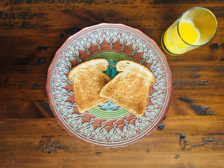 Let's Talk Toast... and Jesus