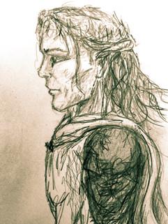 Character Sketch: Melkian of Rosghel