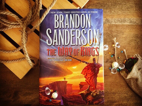 The Way of Kings, by Brandon Sanderson: Review