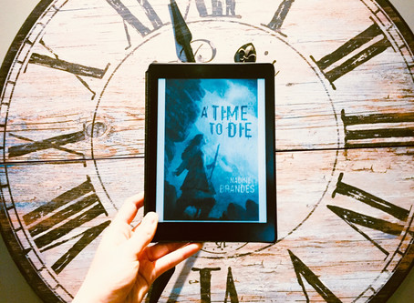 A Time to Die, by Nadine Brandes: Review