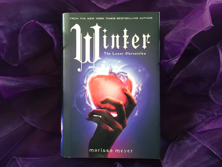 Winter (#4 of The Lunar Chronicles) by Marissa Meyer