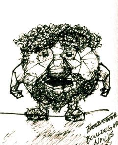 Character Sketch: Bouldegar