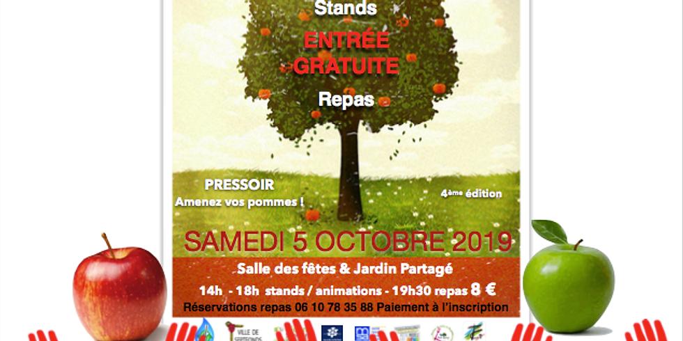 Réunion bénévoles Fête de la Pomme 2019